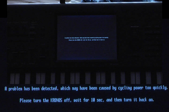 Korg Forums :: View topic - Turning off